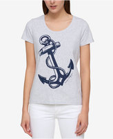Tommy Hilfiger Anchor-Graphic T-Shirt, Only at Macy's