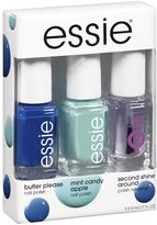 Essie 3-pc. Mini Nail Polish Kit