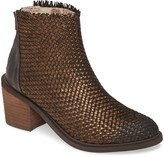 Band of Gypsies Cortez Woven Bootie