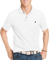 Izod Short Sleeve Solid Cotton Polo Shirt