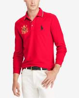 Polo Ralph Lauren Men's Custom Slim Fit Mesh Polo