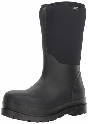 Bogs Men's Stockman Punctureproof Composite Toe Waterproof Rain and Construction Boot