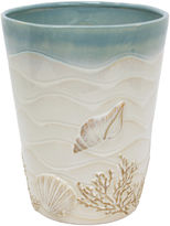 JCPenney Bacova Guild Bacova Coastal Moonlight Wastebasket
