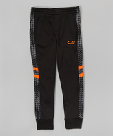 CB Sports Neon Orange Sweatpants - Boys