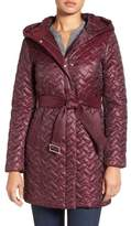 Cole Haan Women's 'Thermore' Water Repellent Quilted Coat