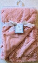 Element of Style - Pink Baby Blanket