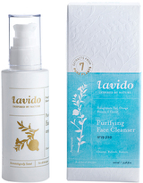 Purifying Face Cleanser & Hydrating Facial Toner Set