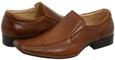 Steve Madden Jaredd (Tan Leather) - Footwear