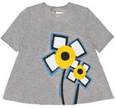 Marni Short Sleeve Flower T-shirt
