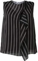 Lanvin striped blouse