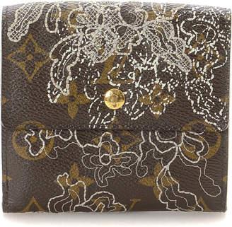 Louis Vuitton Monogram Elise Wallet - Vintage