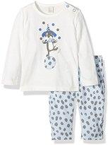 Esprit Unisex Baby Pyjama Set - Blue - 0-3 Months