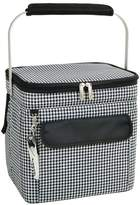 Picnic at Ascot 24 Can Houndstooth Wine and Multi Purpose Picnic Cooler