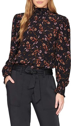 Sanctuary Be Bold Top (Micro Paisley) Women's Clothing