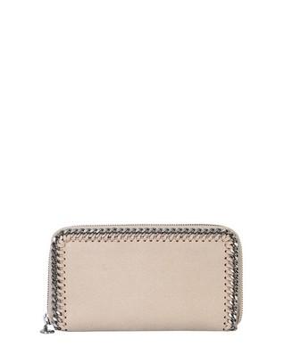 Stella McCartney Zip Around Falabella Wallet