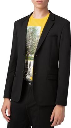 HUGO BOSS Extra Slim-Fit Packable Away Suit