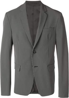 Prada micro check blazer