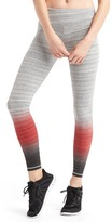 Gap gFast performance cotton ombre leggings