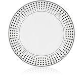 Mikasa Cheers 12 Inch Dots Round Platter