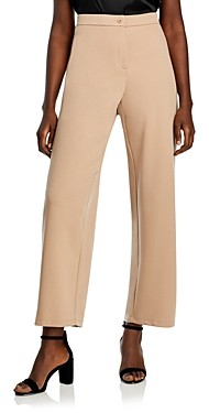 Eileen Fisher, Plus Size Straight Knit Ankle Pants
