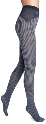 Wolford Leslie Houndstooth Tights