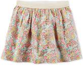 Carter's Floral-Print Cotton Skirt, Little Girls (4-6X) and Big Girls (7-16)