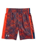 Under Armour Toddler Boy's Midtown Grid Eliminator Heatgear Shorts