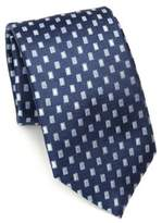G Star Floating Squares Silk Tie