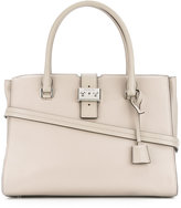 Michael Kors buckled tote - women - Leather - One Size
