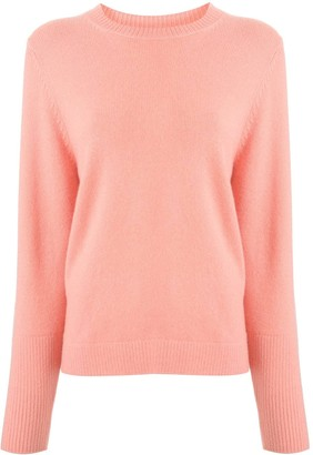 Chinti and Parker Fine Knit Jumper