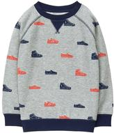 Gymboree Sneaker Pullover