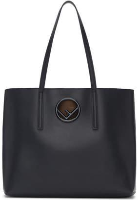 Fendi Black F is Shopper Tote
