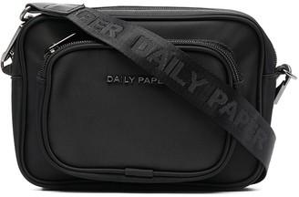 Daily Paper Tonal Logo-Lettered Shoulder Bag