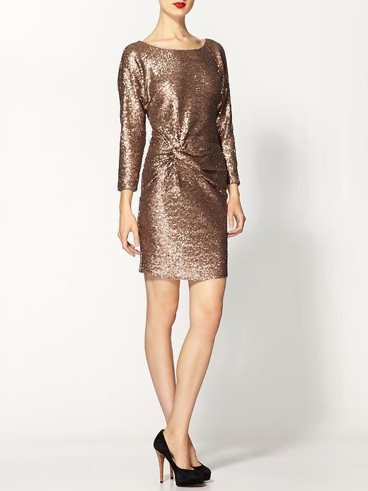 Rachel Zoe Greylin Mariella Sequined Dress