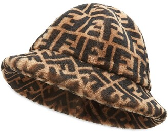 Fendi FF cloche hat
