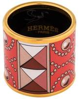 Hermes Colliers de Chiens Scarf Ring w/ Tags