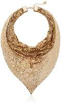 GUESS Mesh Scarf Necklace