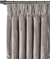 """Eastern Accents Winchester Pinch Pleat Curtain Panel, 96""""L"""