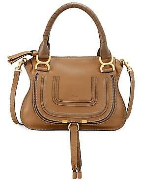 Chloé Women's Small Marcie Leather Satchel