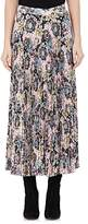 A.L.C. Women's Williams Damask-Print Mid-Length Skirt