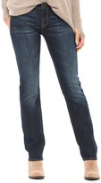 Mavi Jeans Kerry Deep Gold Contour Jeans - Mid Rise, Straight Leg (For Women)