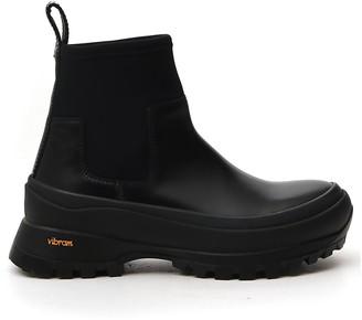 Jil Sander Chunky Sole Boots