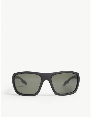 Prada Linea Rossa PS06S rectangle-frame sunglasses