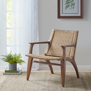 Madison Home USA Blakeley Natural Accent Chair