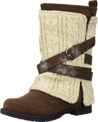 Muk Luks Women's Nikita Heel Boot Fashion