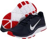 Nike Free Trainer 5.0 (Obsidian/White/University Red/White) - Footwear