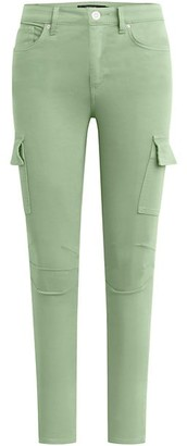 Hudson Barbara High-Rise Skinny Ankle Cargo Jeans