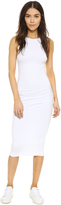 James Perse Open Back Skinny Dress