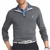 Izod Long Sleeve Quarter Zip Pullover