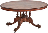 Rejuvenation Victorian Tilt Top Coffee Table